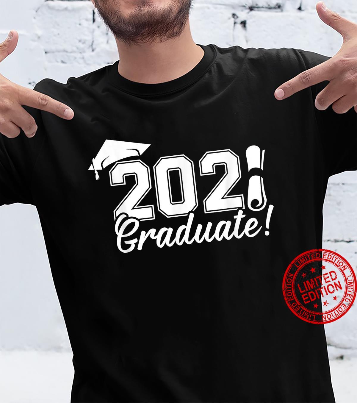 2021 Graduate Shirt