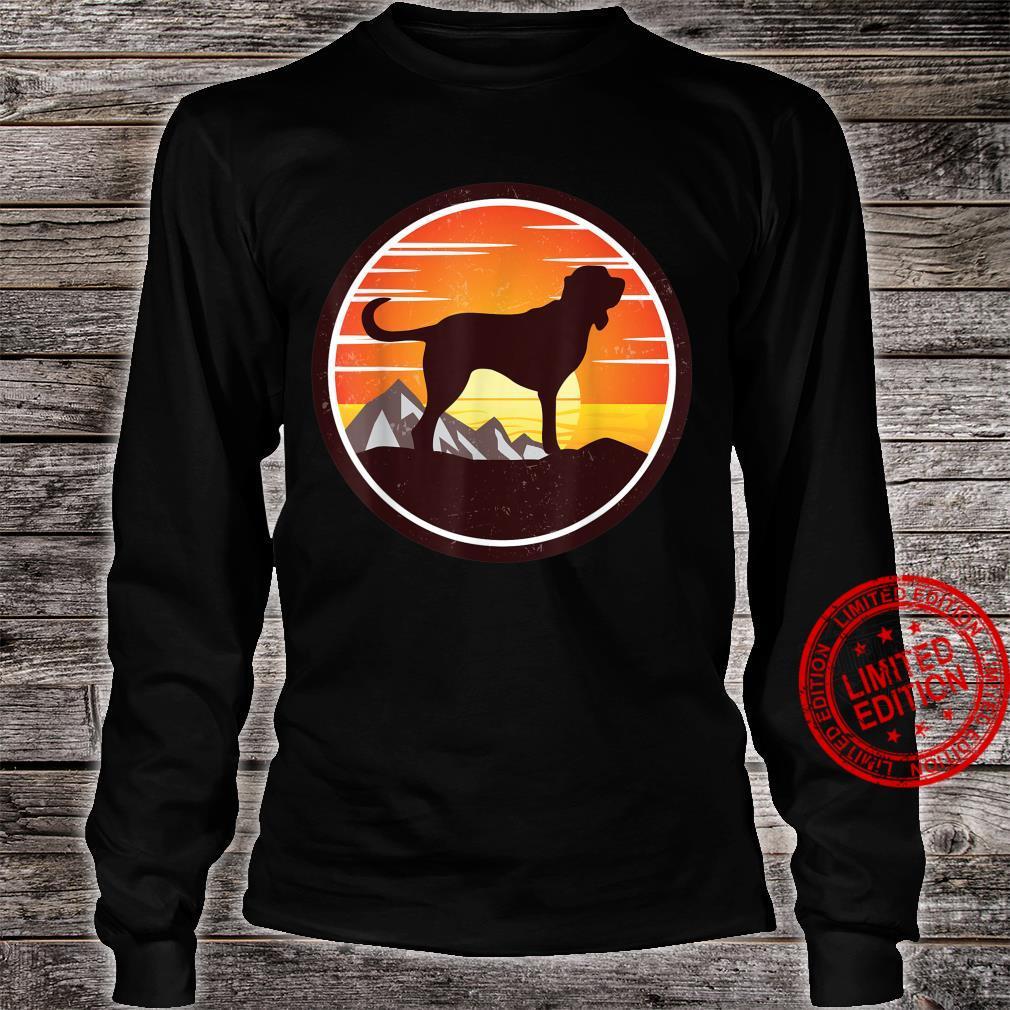 Bloodhound Blood Hound Shirt long sleeved