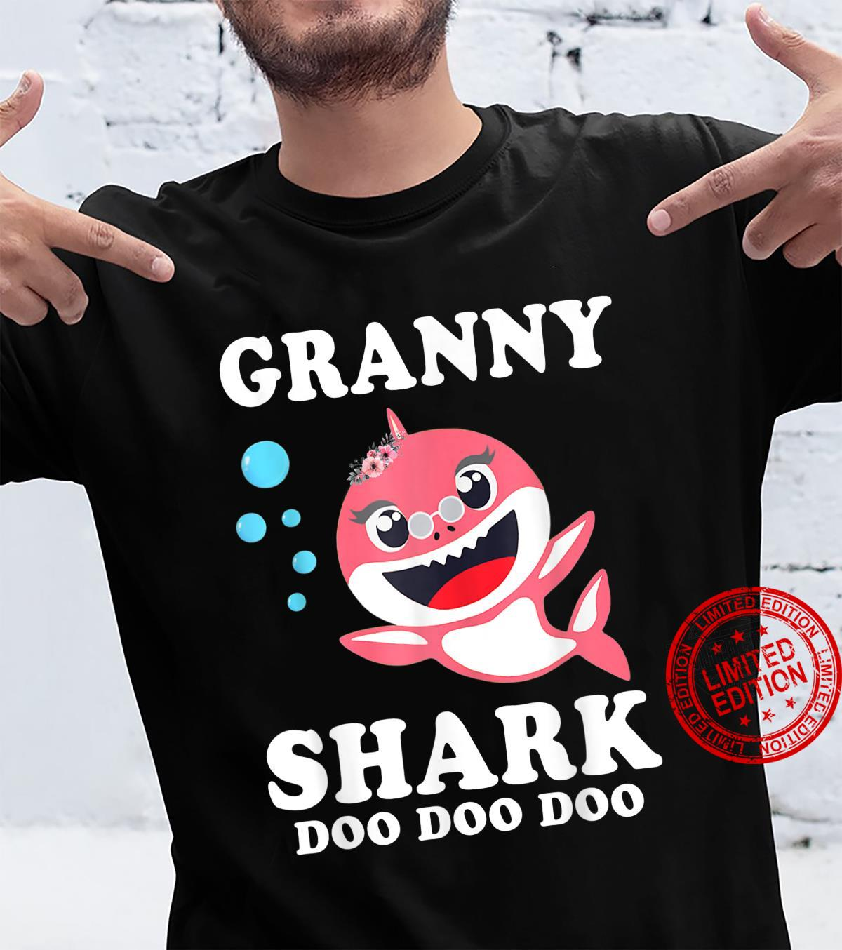 Granny Shark Shirt, Mother's Day Shirt