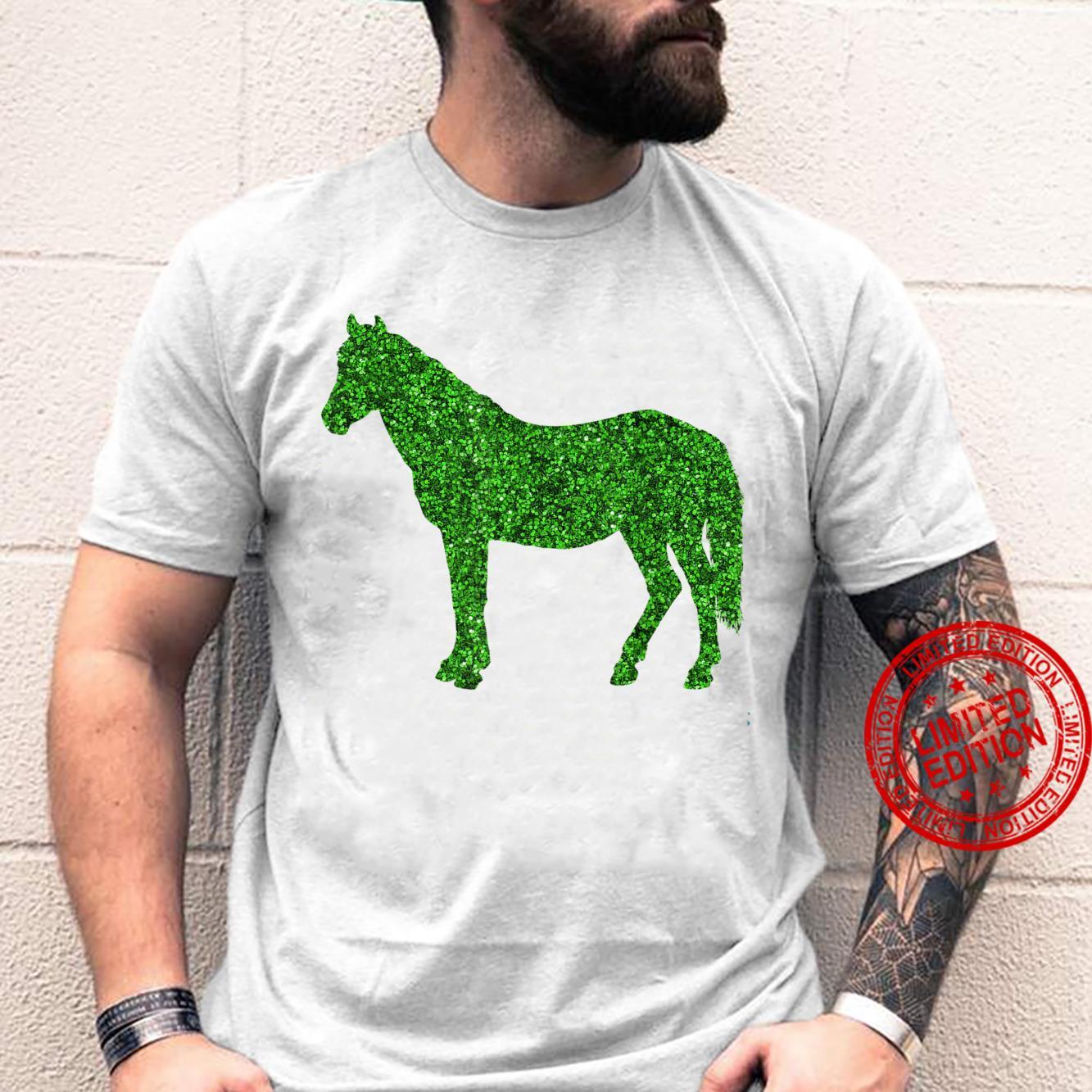 Horse riding Green Horse Riding Shirt
