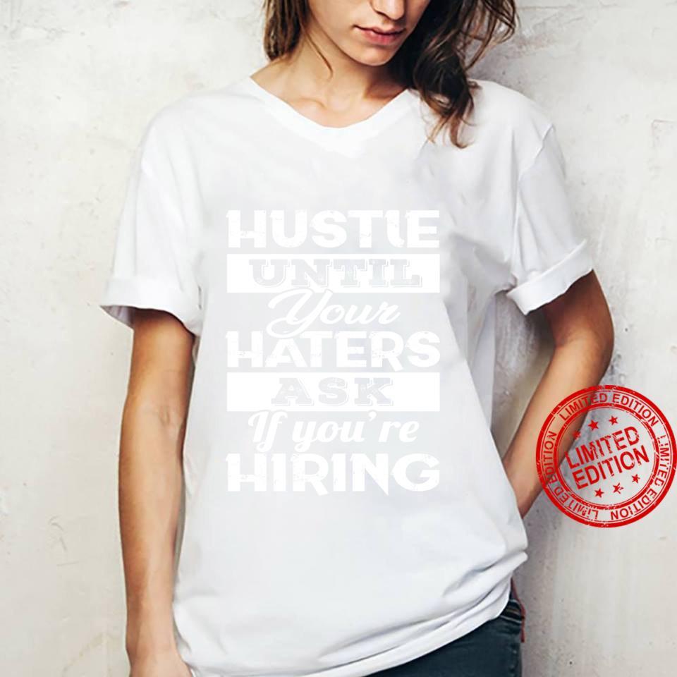 Hustle Shirt ladies tee