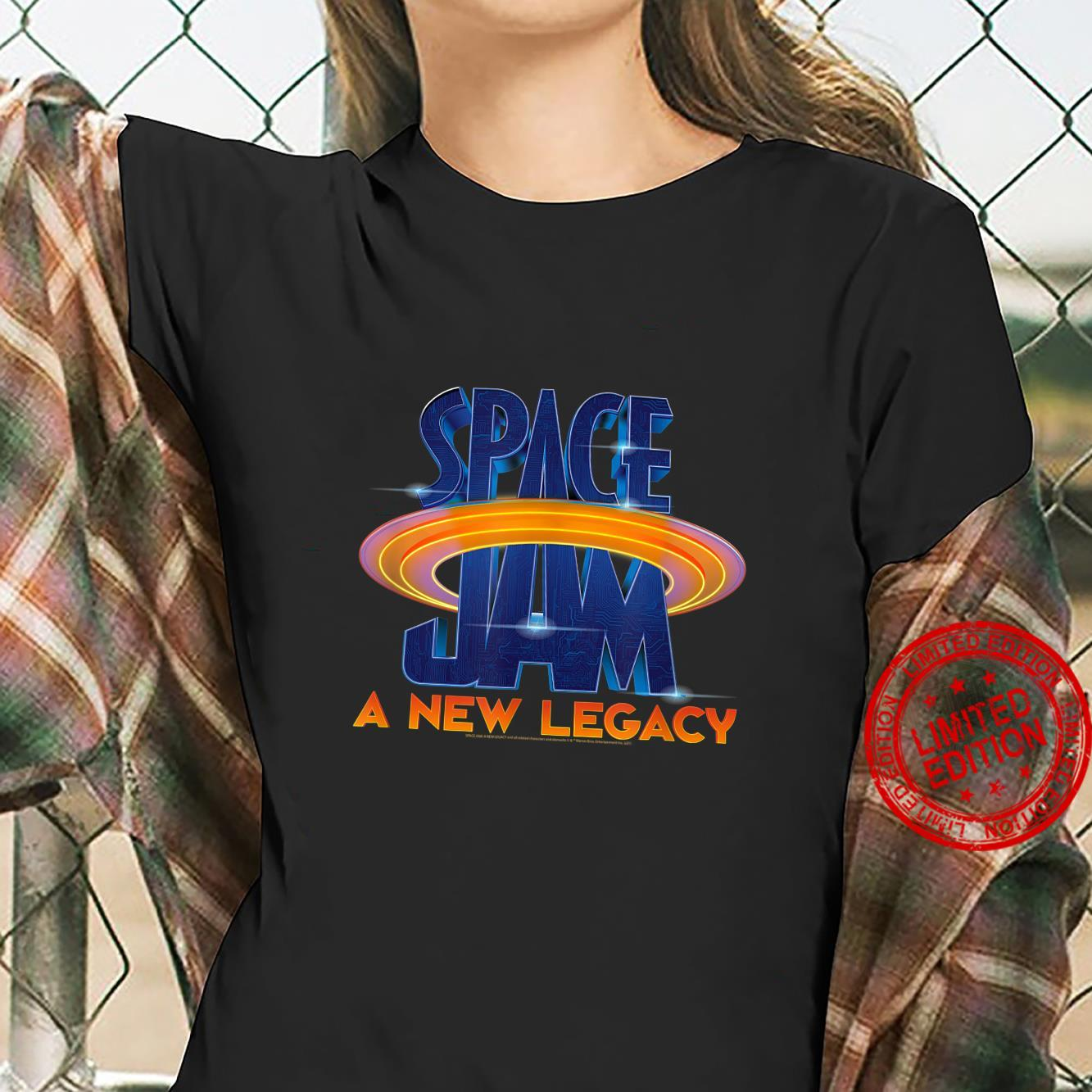 Space Jam A New Legacy Shirt ladies tee