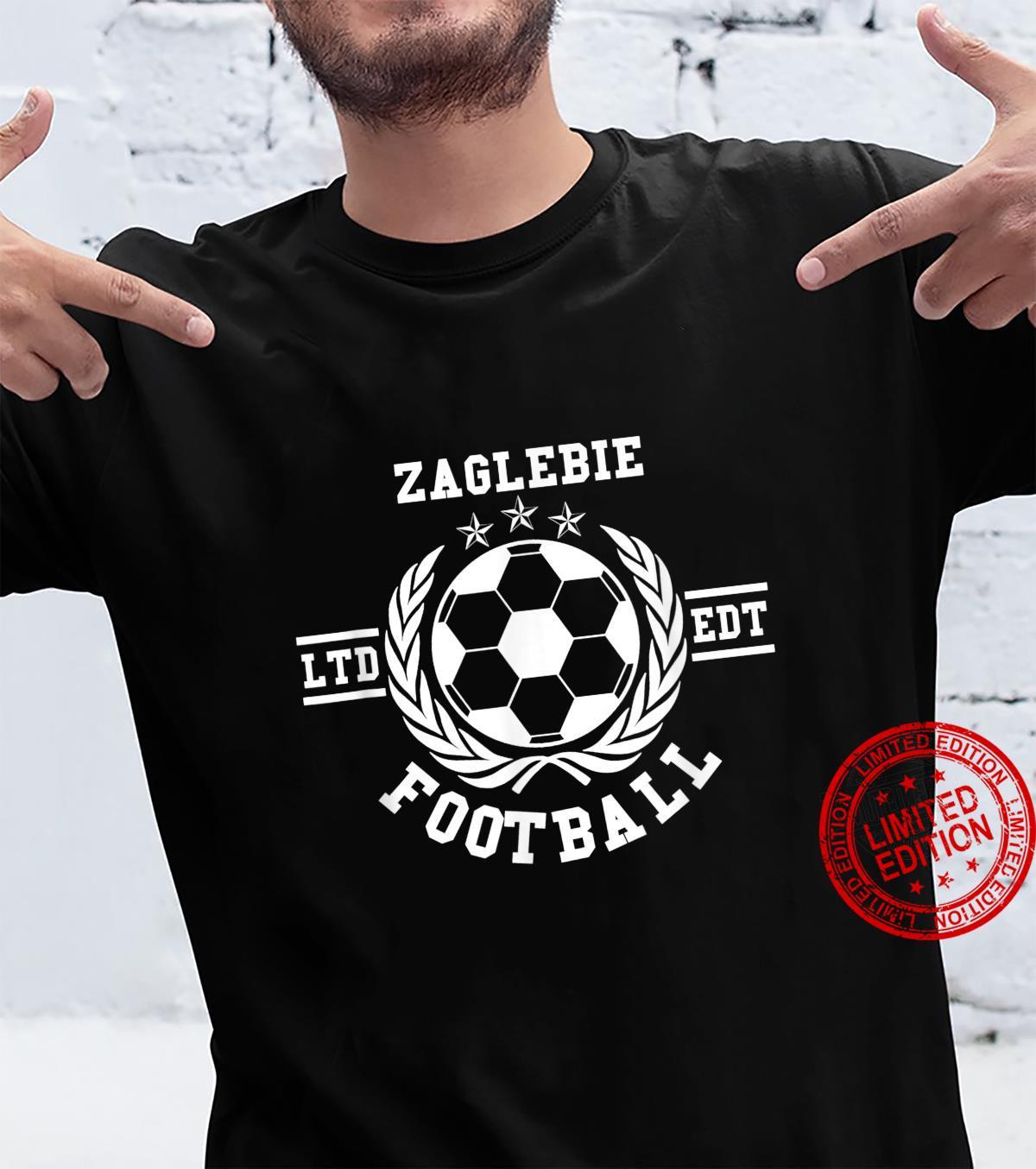 Zaglebie Soccer Jersey Shirt